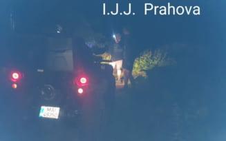 VIDEO Jandarmii montani intervin la Vf. Omu pentru a salva un grup de adolescenti speriati de o vipera