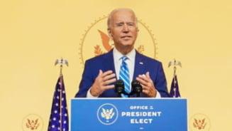 VIDEO Joe Biden, foarte emotionat, paraseste statul Delaware, in ajunul investiturii sale