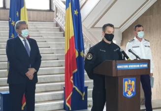 """VIDEO Marcel Vela, mesaj catre clanurile interlope: """"Suntem cu ochii pe voi"""". Secretarul de stat Despescu anunta actiuni de amploare"""
