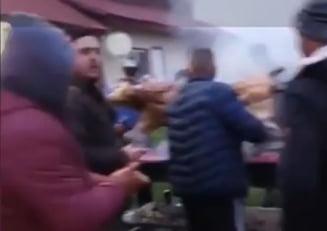 "VIDEO Mascatii ""au spart"" o petrecere cu peste 50 de invitati, in Teleorman"