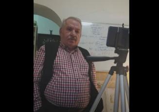 """VIDEO Medic de familie, explicandu-le elevilor despre COVID in cadrul programului """"Scoala Altfel"""": """"Este o arma biologica"""""""