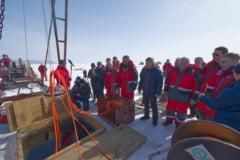 VIDEO Mega-telescop, lansat de Rusia pe fundul Lacului Baikal. Cui face concurenta