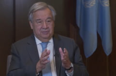 "VIDEO Mesajul secretarului general al ONU, Antonio Guterres: ""Va fi un an al vindecarii"""