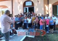 "VIDEO Meseria, ""bratara de aur"" pentru satenii din Bradeanu. Au devenit policalificati in cadrul unui proiect european"