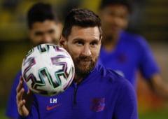 VIDEO Messi si-a anuntat apropiatii ca vrea sa plece de la Barcelona