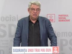 """VIDEO Mihai Tudose (PSD): """"Speram la un scor de peste 35%, poate ne apropiem de 40% dupa redistribuire"""""""