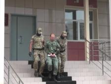 VIDEO Militar rus, arestat de FSB pentru transmitere de secrete de stat Estoniei
