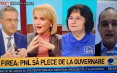 VIDEO Momentul in care Gabriela Firea i-a cerut insistent premierului Orban sa-si dea demisia din Parlament. Prim-ministrul nu este deputat sau senator