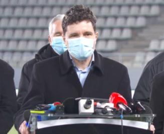 VIDEO Nicusor Dan: Este nevoie sa punem Bucurestiul pe harta marilor competitii sportive
