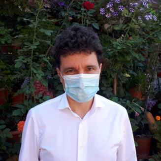 """VIDEO Nicusor Dan: Vreau sa multumesc USR-PLUS si PNL pentru sustinerea candidaturii mele. Multi bucuresteni spun """"salvati-ne de PSD"""""""