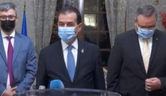"""VIDEO Orban: """"Imediat ce se vor incheia litigiile privind constructia corvetelor, suntem gata sa semnam contractul"""""""