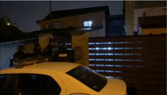 VIDEO Perchezitii de amploare in Bucuresti si Ilfov, intr-un dosar de evaziune fiscala cu un prejudiciu de peste 1,5 milioane de lei. 15 persoane urmeaza sa fie audiate