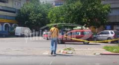 VIDEO Pietoni in pericol, din cauza unei masuri luate de autoritatile din Buzau. O femeie a fost ranita la picior
