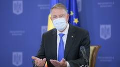 """VIDEO Presedintele Klaus Iohannis: """"Este foarte putin probabil sa mai revenim la starea de urgenta"""""""