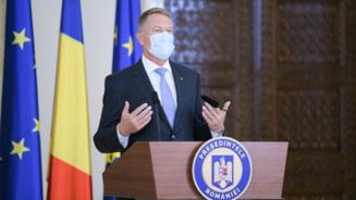 """VIDEO Presedintele Klaus Iohannis: """"Este inadmisibil ca in anul 2020 sa avem discutii aprinse despre fraudarea votului"""""""