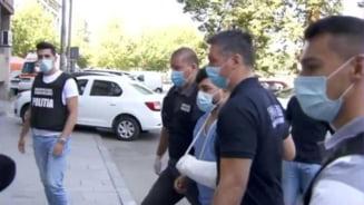 VIDEO Principalul suspect in cazul uciderii interlopului Mototolea a fost retinut de procurori pentru infractiunea de omor