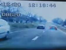 VIDEO Procurorii incep o ancheta in cazul soferului impuscat mortal de politisti, in timpul urmaririi cu masina in Botosani