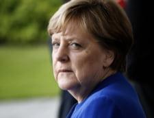 VIDEO Reactia lui Merkel cand un jurnalist a intrebat-o daca a fost fermecata de Trump