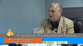 VIDEO Reusita TV: Criza Covid-19 si afacerile din Prahova, cu presedintele CCI Prahova, Aurelian Gogulescu