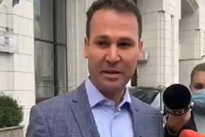 VIDEO Robert Negoita, plangere penala impotriva prefectului Capitalei pe care il acuza ca l-a suspendat din functia de primar