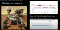 VIDEO Roverul Perseverance a transmis noi sunete de pe Marte. Ce inregistrare a ajuns pe Pamant