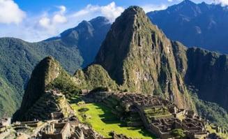"""VIDEO Ruinele incase de la Machu Picchu s-au deschis pentru un singur turist. """"Norocosul"""" e un japonez blocat in Peru de 7 luni"""