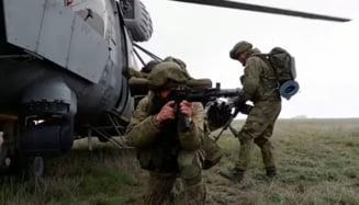 VIDEO Rusia toarna gaz pe foc. Trupele ruse au lansat faza activa a exercitiilor din Crimeea si Marea Neagra