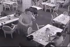"""VIDEO Scandal cu pahare sparte intre Daniel Suciu si primarul din Sangeorz-Bai intr-un restaurant: """"Am depus plangere penala"""""""