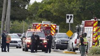 VIDEO Schimb de focuri ca in filme in Florida. Doi agenti FBI au fost ucisi, iar alti trei sunt raniti