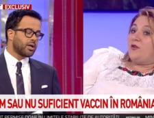 """VIDEO Senatoarea AUR Diana Sosoaca a plecat din studioul Antena 3 dupa un schimb dur de replici cu Mihai Gadea: """"Se vede ca sunteti abuzata"""""""
