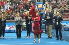 VIDEO Simona Halep in lacrimi de fericire - Este noul numarul 1 in tenisul feminin mondial