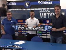 VIDEO Spaniolul Ruben Alfonso de la Barrera Fernandez este noul tehnician al echipei FC Viitorul