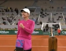 VIDEO Spectacol total. Cele mai frumoase schimburi de mingi din meciul Simona Halep - Sara Sorribes Tormo