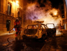 VIDEO Suedia: Violente in orasul Malmo, dupa ce extremistii de dreapta au dat foc unui Coran