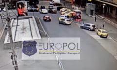 VIDEO Tanarul care a lovit cu masina un politist din Bucuresti, lasat in libertate. Va fi cercetat sub control judiciar