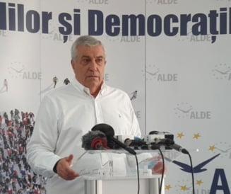 """VIDEO Tariceanu si-a anuntat oficial candidatura la Primaria Capitalei. De ce a picat intelegerea cu PSD: """"As fi vrut sa avem un USL 2024, dar proiectul e nerealizabil"""""""
