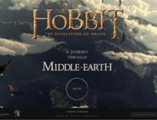 VIDEO Turism virtual. Calatoreste in Middle Earth, tara hobbitilor si elfilor creata de J.R.R Tolkien