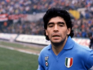 VIDEO Uluitor: Diego Maradona juca fotbal fara sa doarma. Cate zile putea sa reziste