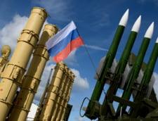 VIDEO Un sistem de rachete antiaeriene S-300 a cedat in tipul unui exercitiu militar din Rusia