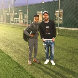 """VIDEO Un spaniol cu origini marocane va fi liderul Barcelonei, dupa retragerea lui Messi. """"Are o tehnica sclipitoare"""""""