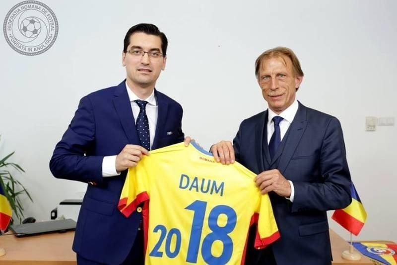 Va ataca Romania? Christoph Daum vrea sa schimbe sistemul nationalei