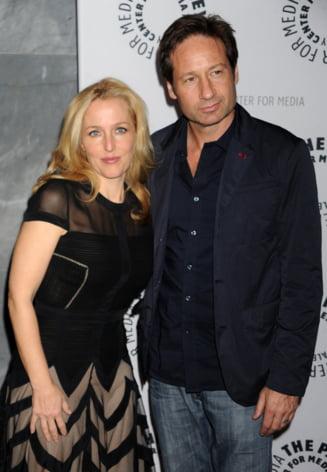 Va era dor de Mulder si Scully? Serialul Dosarele X se intoarce pe micile ecrane