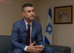 Va functiona solutia lui Trump pentru Orientul Mijlociu? Cateva detalii din povestea mutarii ambasadei Romaniei la Ierusalim Interviu video cu ambasadorul Israelului