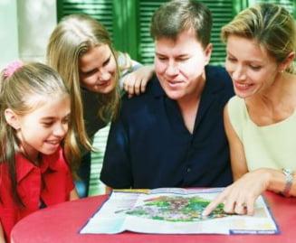 Vacanta in familie, desfatare sau cosmar?