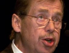 Vaclav Havel: Cresterea economica cu orice pret va distruge civilizatia