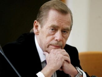 Vaclav Havel a murit