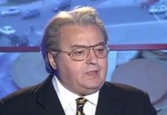 Vadim Tudor: PD-L e pierdut pentru eternitate
