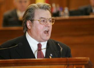 Vadim Tudor nu poate candida la europarlamentare - Tribunalul Bucuresti