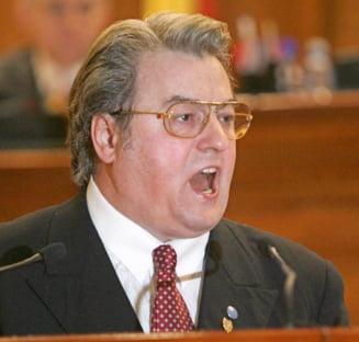 Vadim Tudor contesta la tribunal excluderea din PRM