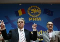 Vadim l-a dat afara din partid pe inlocuitorul lui Becali in Parlamentul European